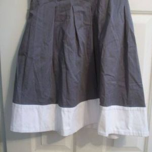 Dresses & Skirts - George A-Line Gray Skirt Size 13